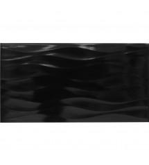 Flow shiny black 30x60 A grade