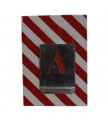 Alphabet à jour H: 50mm