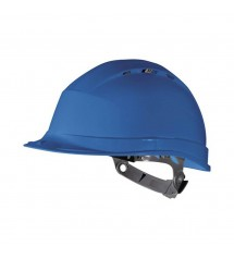 Casque Chantier Quartz 4 Bleu