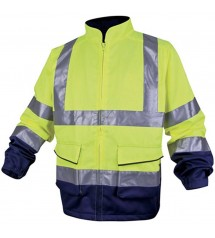 Gilet fluo yell jacket xl