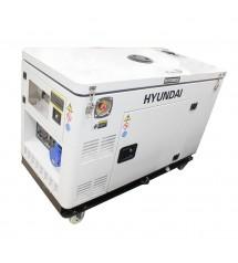 Groupe hyundai 9/10kva 230V...