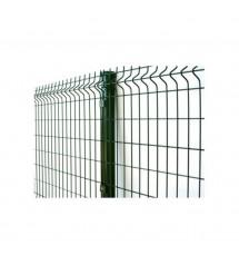 Panneau clôture vert...