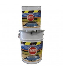 Coque polyester kit 5 kg blanc