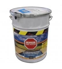 Coque polyester kit 5 kg bleu