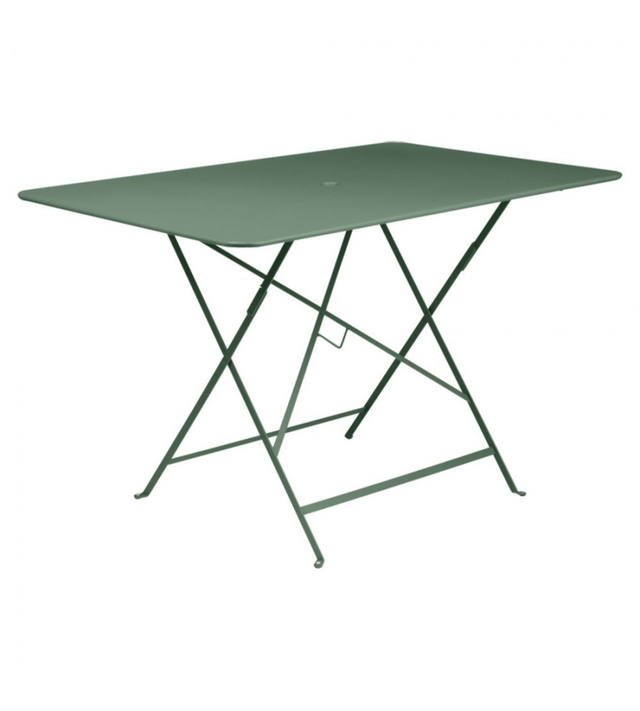 Table bistro pliante cèdre 117 x 77