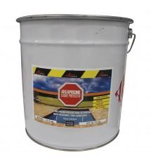 Coque polyester kit 25 kg bleu