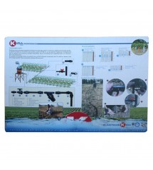 Kit irrigation 500m²*