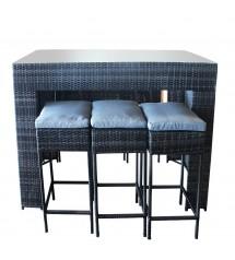 Table de jardin bar stool...