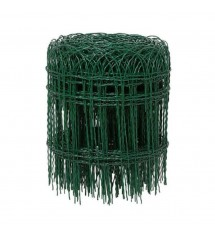 Grillage bordure fence vert...