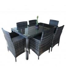 Table de jardin bali grey...