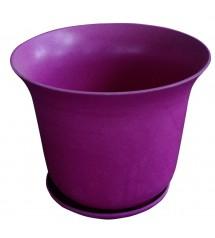 Pot de fleurs 15D fushia
