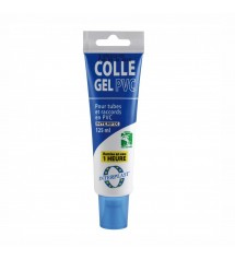 Colle pvc tube 125ml sans etui