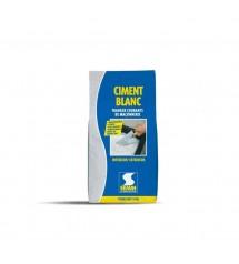 Ciment blanc 5kg* FT