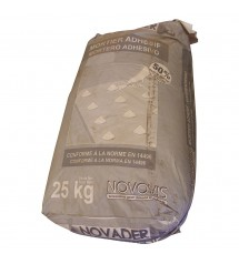 Novader mortier adhésif 25kgs