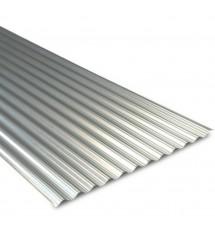 Tole ondulée galvanisée 40/100 (l 900)