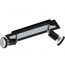 Sarria spot LED noir x2...