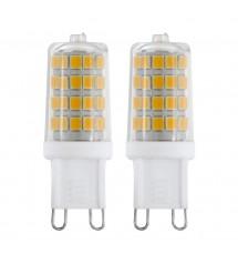 Ampoule LED G9 3W3000K lot...