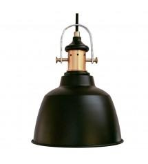 Gilwell suspension black Ø185 E27 60W-