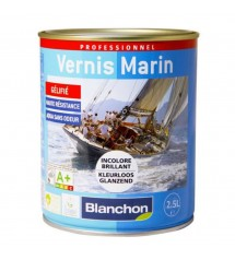 Vernis marin 2.5L incolore...