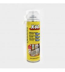 Mousse PUX60 aerosol 500ml...