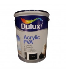 PVA acrylique black 5L