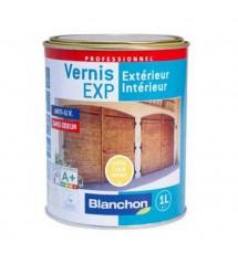 Vernis EXP aqua 1L chêne clair