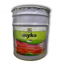 Myka laque brillant blanc 18kg