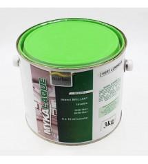 Myka laque vert lumineux 3kg