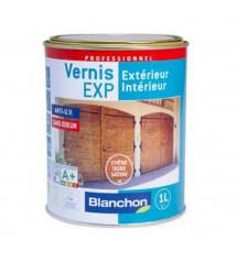 Vernis EXP aqua 1L chêne doré