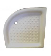 Receveur angle LS 90x90 porcelaine Blanc*