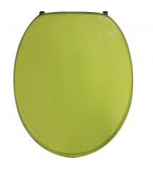 Abattant colors line vert pomme*