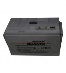 Batterie solaire Quanta 100Ah