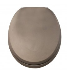 Abattant colors line taupe*