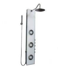 Colonne de douche SLD-G650 verre trempe