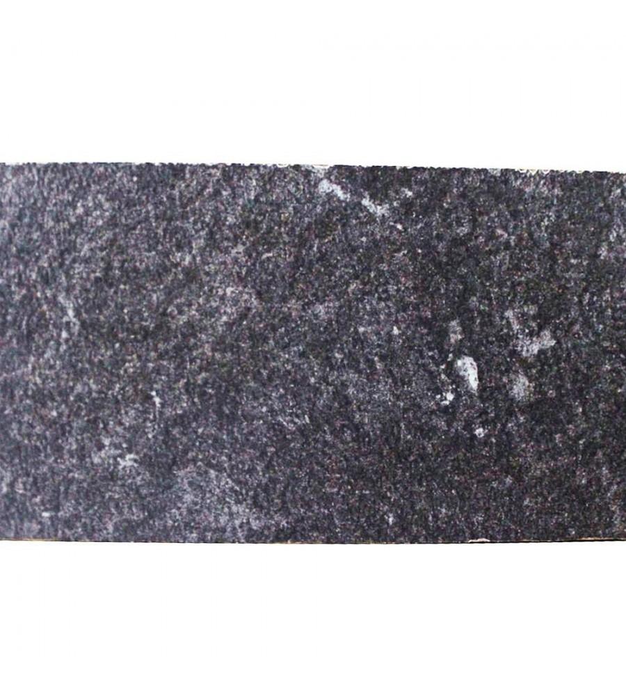 Panneau Melamine Noir Mat plan travail luna stromboli noir 4200mm mélaminé hydro*