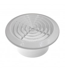 Grille ronde D100mm *