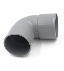 Coude pvc 87° F/F 32