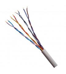 Cable téléphone 5P 5/10...