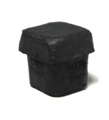 Embout rentrant carré 30x30mm