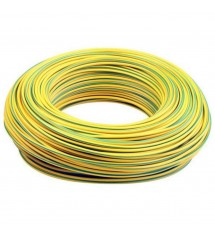 Cable isolé souple 6mm²...