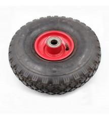 Roue pneu 300mm/250kg FT