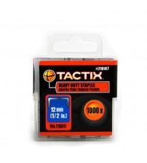 Agraffe tactix 12mm