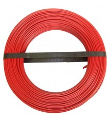 Cable isolé souple 4mm²...