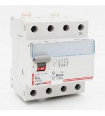 Interrupteur diff.4P-40A/300mA