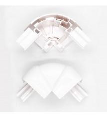 Angle exterieur clip. 50x105*