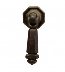 Pendant tige bronze 52mm*