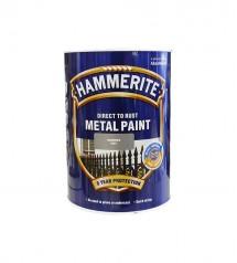 Hammerite hamered gris 5L anticorosion
