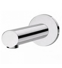 Bec bain cylindrique chrome*