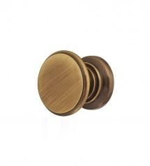 Bouton poli bronze D25mm*