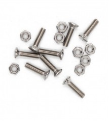 Vis métal TFBF 5x16 inox A2